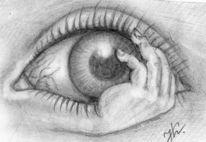 Fantasie frau, Zeichnungen