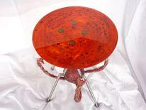 Tentakel, Designmöbel, Tisch, Beistelltisch
