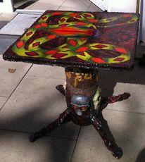 Tisch, Krieg, Isometrisch, Schlange