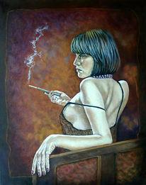 Figural, Realismus, Figurativ, Ölmalerei