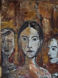 Malerei, Konflikt