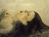 Malerei, Mord