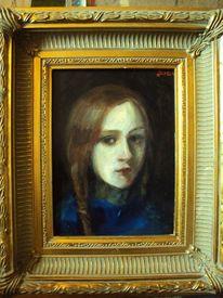 Malerei, Blau