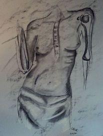 Anatomie, Schwarz weiß, Knochen, Gelenk
