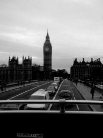 Big ben, Schwarz weiß, London, Fotografie