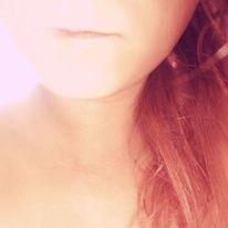 Hell, Gesicht, Haare, Licht