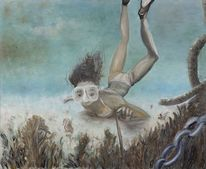 Seepferdchen, Wasser, Hippocampus, Sea horse