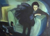 2011, Aquarell, Malerei,