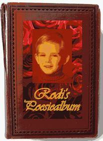 Meteor, Einhorn, Poesiealbum, Rosenfeld