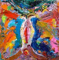 Baum, Engel, Brunnen, Quitscheente