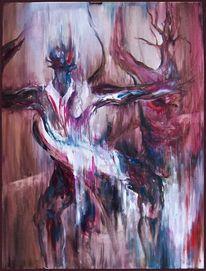Dynamik, Krapplach, Natur, Expressionismus