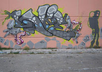 Graffiti, Street art, Malerei