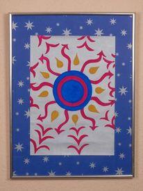 Symbolik, Vision, Kreisform, Malerei