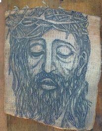 Tattoo, Tattoo übung, Jesus,
