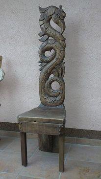 Holzstuhle, Stuhl, Designmöbel, Design stühle