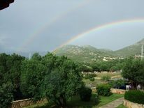 Regenbogen, Fotografie, Himmel, Glück