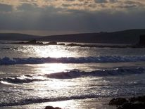 Licht wasser, See, Meer, Irland