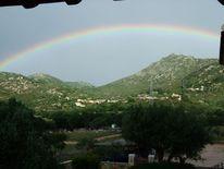 Regenbogen, Fotografie, Dunkel, Hell
