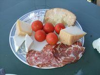 Käse, Essen, Salami, Wurst