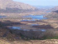 Irland, Killarney, See, Wasser