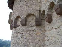 Turm, Burg, Mauer, Stein