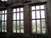 Irland, Dunboy castel, Ruine, Haus