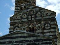 Sardinien, Kirche, Mauer, Turm