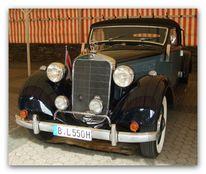 Auto, Oldtimer, Fotografie, Mercedes