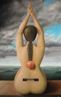 Malerei, Surreal,