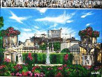 Malerei, Salzburg, Festung