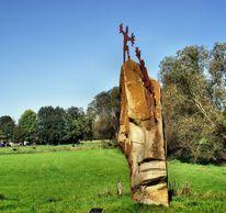 Skulptur, Landschaft, Fotografie, Reiseimpressionen