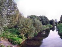Flußlauf, Fotografie