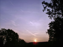Sonnenaufgang, Fotografie, Stadt