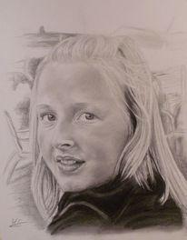 Menschen, Pastellmalerei, Portrait, Portraitzeichnung