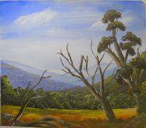 Landschaftsmalerei, Landschaft, Gemälde, Natur