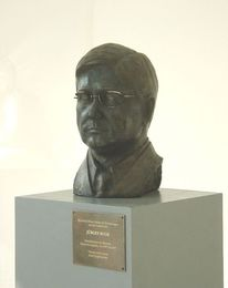 Bronze, Plastische portraits, Grether berlin, Portrait