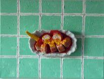 Currywurst, Hotdog, Bockwurst, Esse