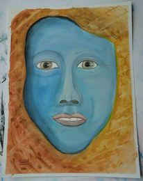 Aquarellmalerei, Aquarell, Sehen