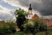 Heimat, Stadtansichten, Kirche, Fotografie