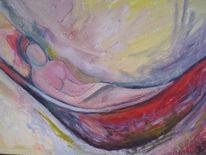 Acrylmalerei, Menschen, Malerei, Ruhe