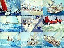 Spanien, Inselsegeln, Segel, Segelsport