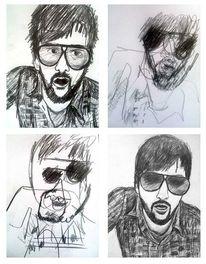 Zeichnungen, Zeichnung, Schau