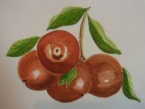 Äste, Früchte, Apfel, Zweig