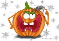 Fantasie, Kindermotive, Halloween, Halloweenmotiv
