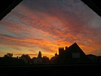 Sonnenuntergang, Farbharmoie, Fotografie, Stillleben