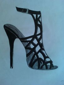 Schuhe, Zeichnungen