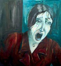 Gemälde, Menschen, Modern, Realismus