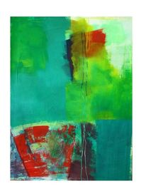 Linie, Abstrakt, Malerei, Sein