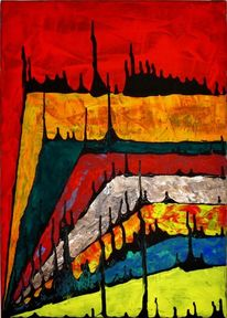 Abstrakt, Bunt, Laaas, Farben