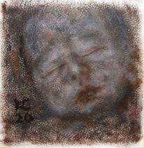 Schlaf, Baby, Erscheinung, Malerei